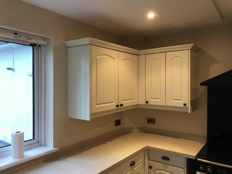 Private Clients Kitchen Redecoration