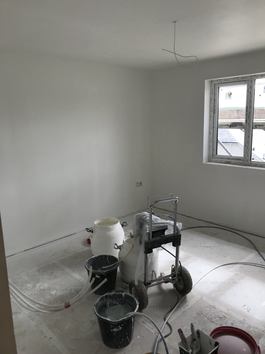 Spray painting Private Clients Development