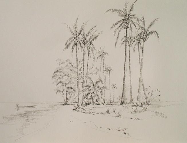 Djogue Island Senegal