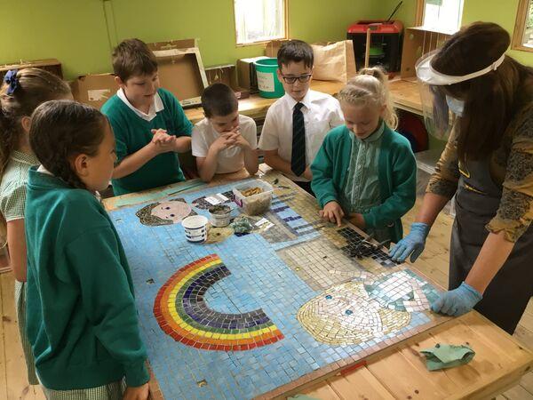 2021 Resilience School mosaic