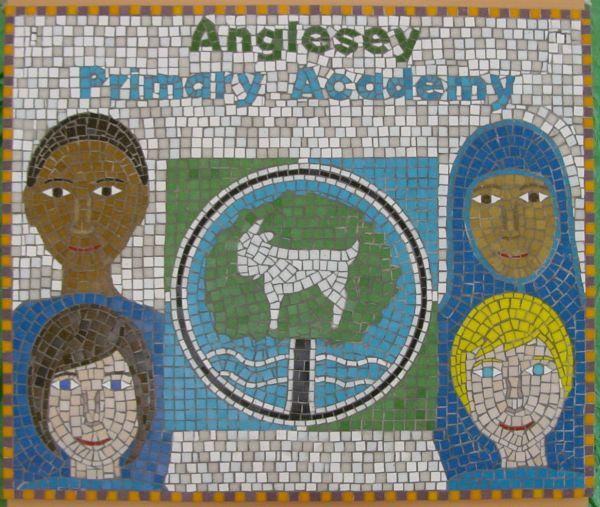 School mosaic