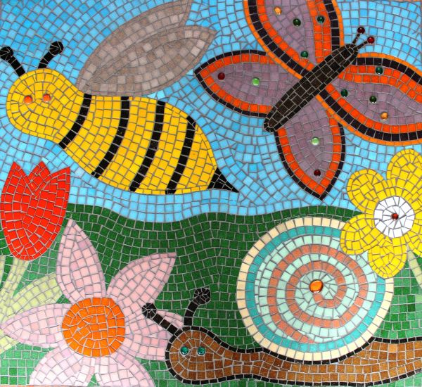 Mosaic art school mosaics whole school mosaic sciox Image collections