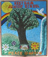 Bootham Junior school mosaic