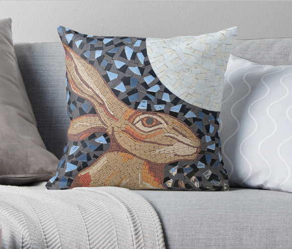 Cushions - mosaic