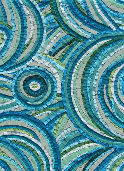 MEDITERRANEAN DAYDREAMS MOSAIC £395