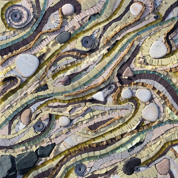 SHIFTING SANDS MOSAIC £395