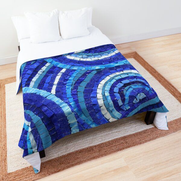 Bedding & Throws - mosaic