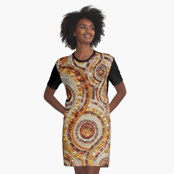 T-shirts - mosaic