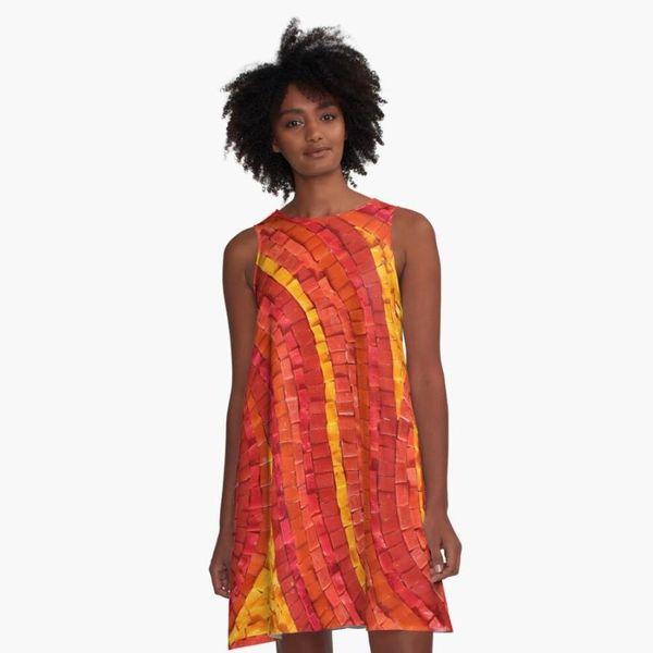 Dresses - mosaic