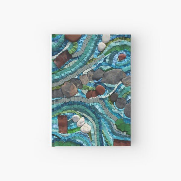 Hardback notebooks - mosaic