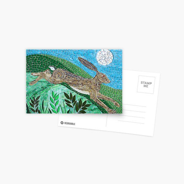 Postcards - mosaic