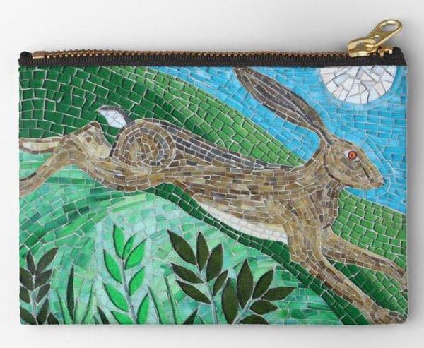 Zipper bags - mosaic