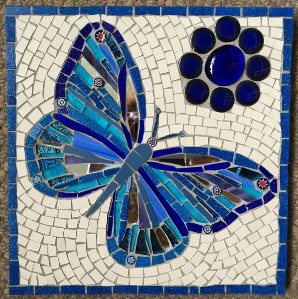 BUTTERFLY MOSAIC £195