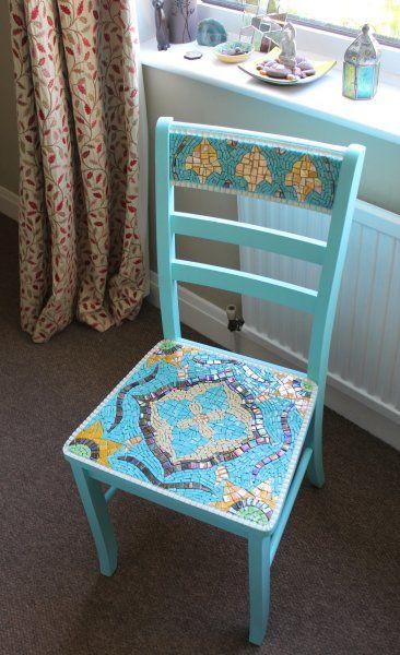 Arabian Nights Mosaic Chair