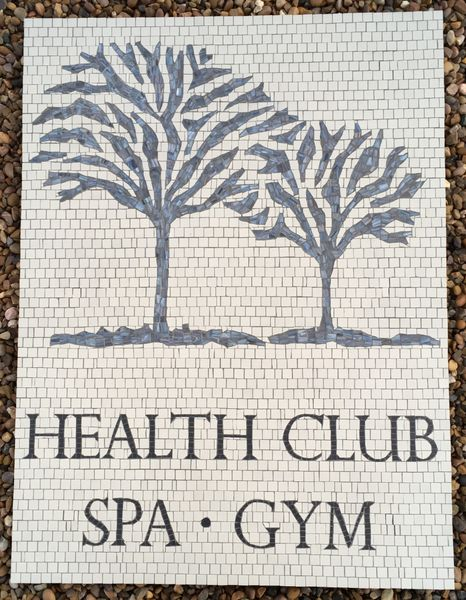 Fairlawns Hotel & Spa Mosaic Commission