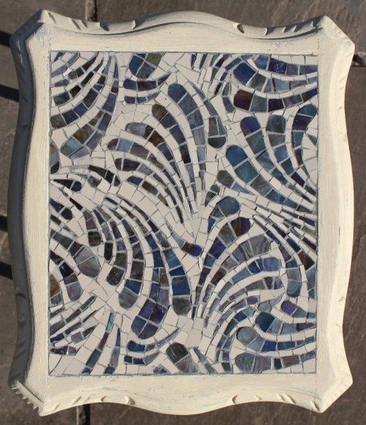 Art Nouveau Mosaic Table
