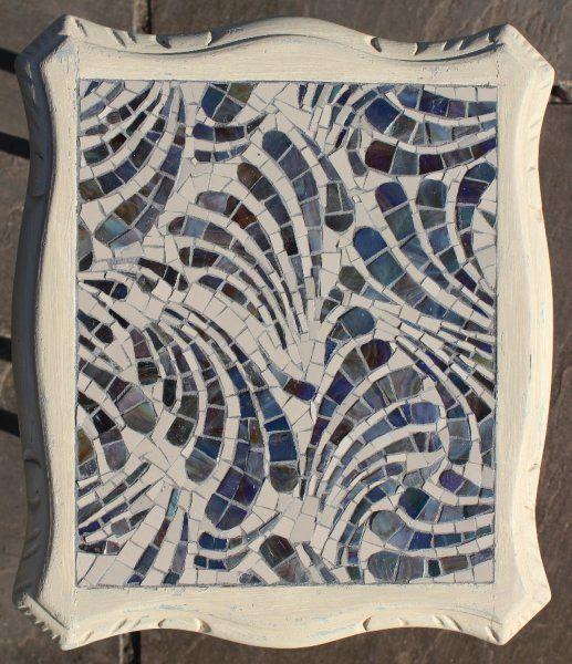 Art Nouveau Mosaic Table