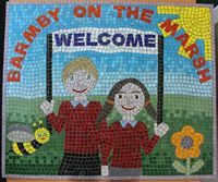 WHOLE SCHOOL MOSAIC