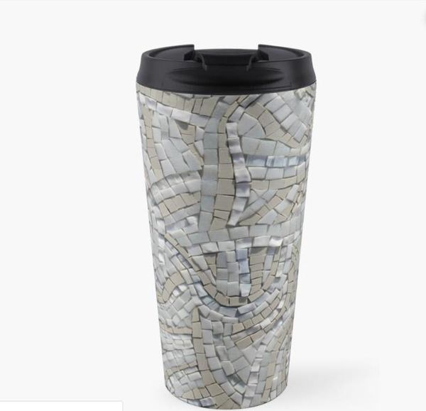 Travel mugs - mosaic