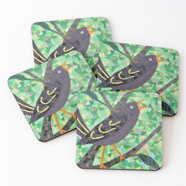 Coasters - mosaic
