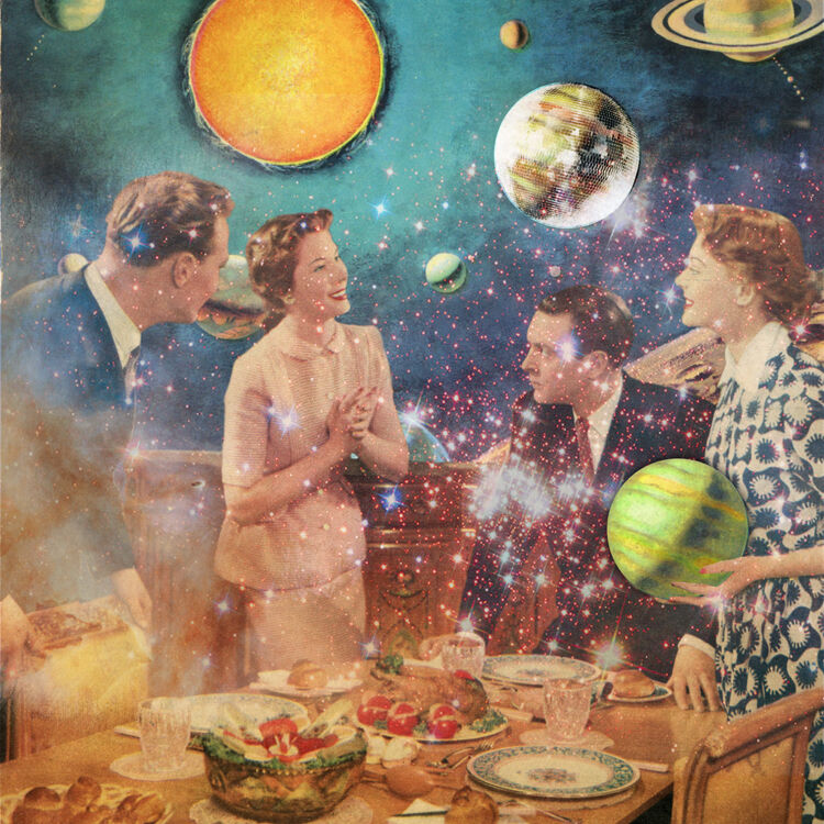 Finding a Place of My Own:Dinner Party