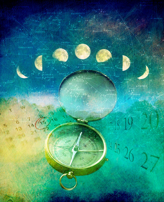 Moon Wisdom/Cico Books