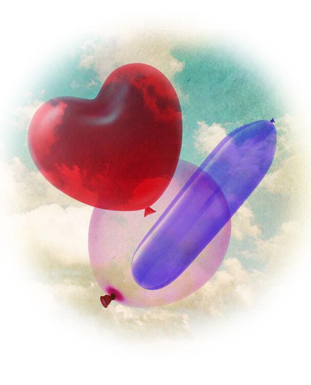 Night Dreams:Imagining 3 Balloons/Cico Books