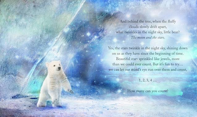Talulla Bear's Bedtime Book p20-21/Cico Books
