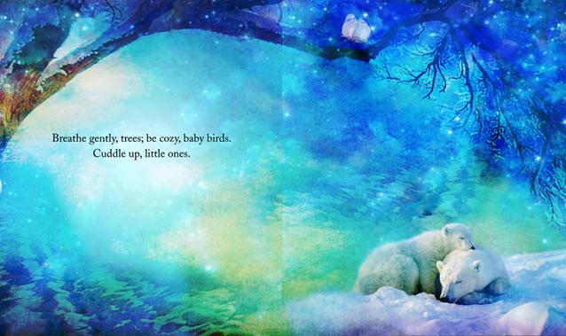 Talulla Bear's Bedtime Book p28-29/Cico Books