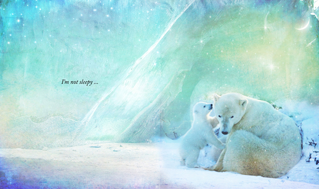 Talulla Bear's Bedtime Book p4-5/Cico Books
