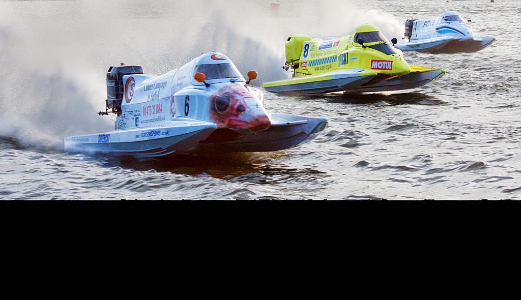 A Close Race