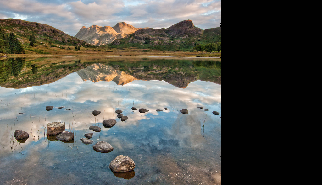 Blea Tarn Early Morning