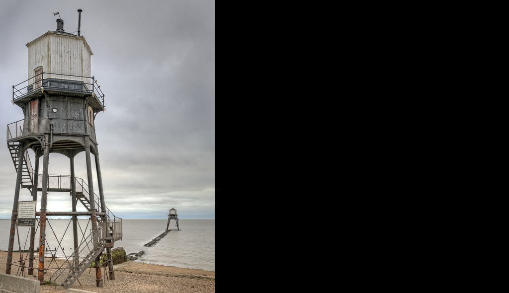 Dovercourt 2 Lighthouses
