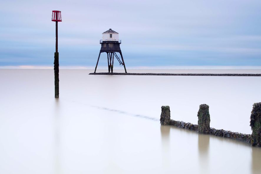 Dovercourt Lighthouse Long Exposure