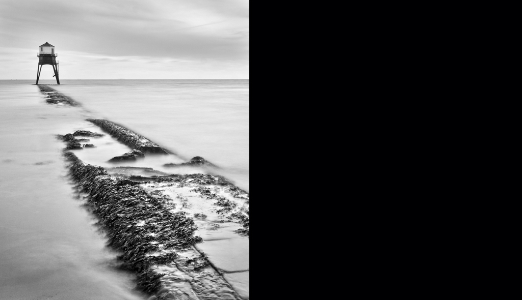 Dovercourt Lighthouse Mono