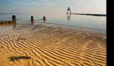 Dovercourt Lighthouse and Beach