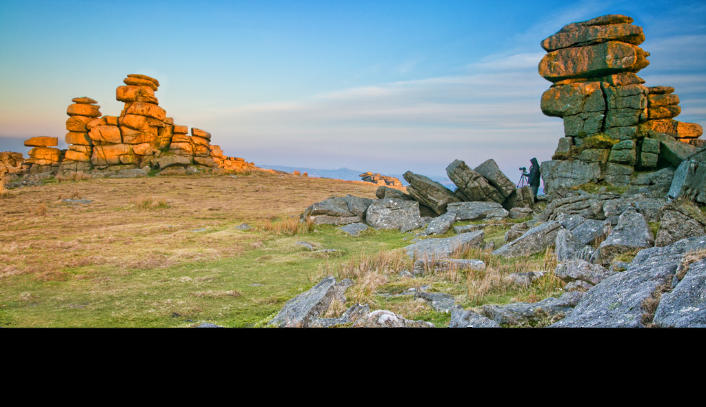 Great Staple Tor Sunrise