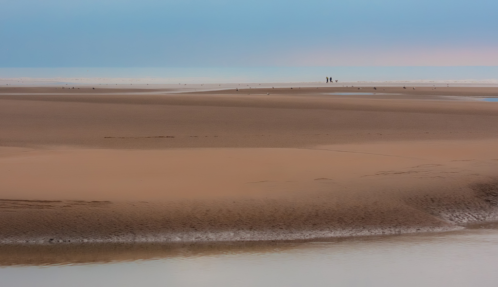 Isolation on Rye Beach