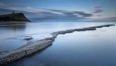 Kimmeridge Bay Long Exposure