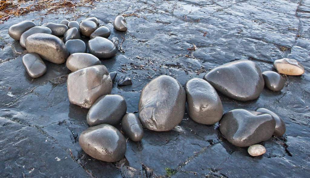 Kimmeridge Pebbles Dorset