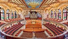Palau de la Musica Barcelona