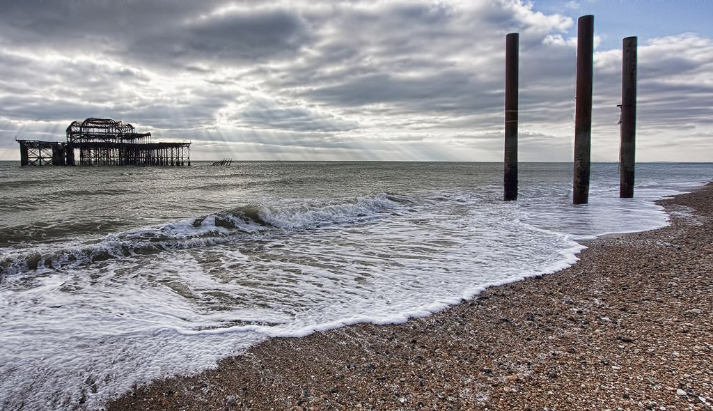 Pier and Pillars Brighton