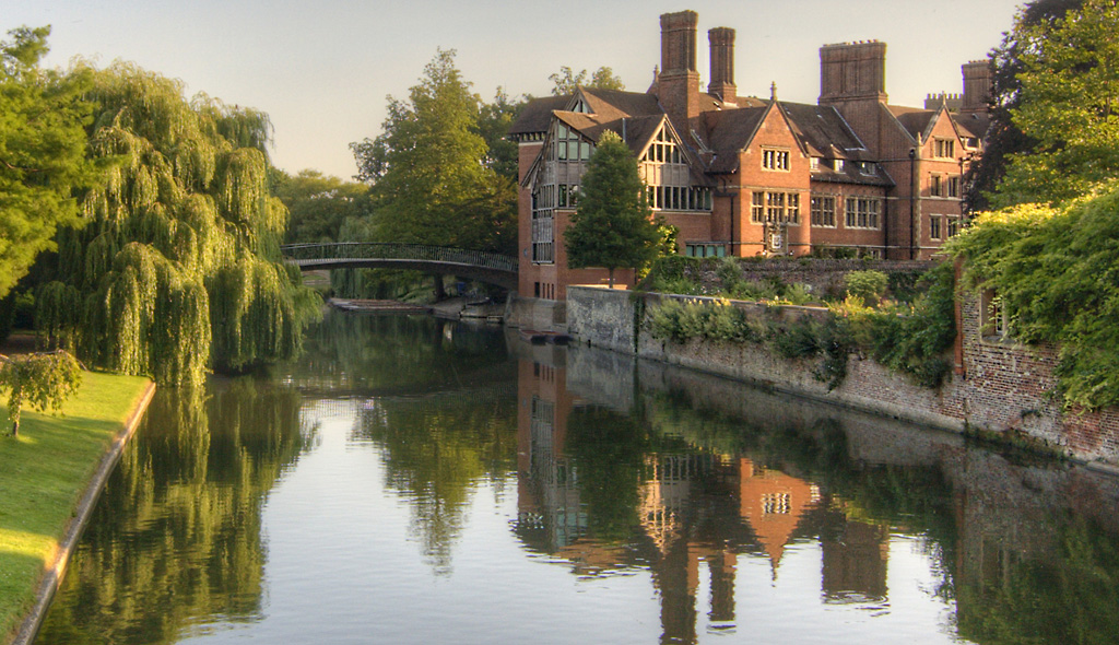 River Cam Cambridge