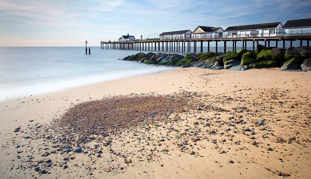 Southwold Pier Colour