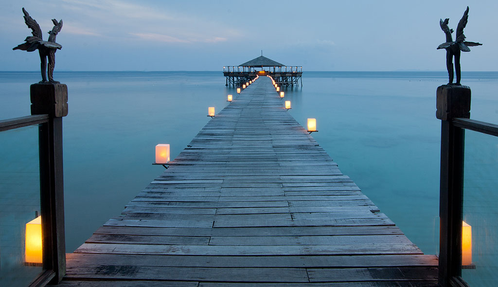 The Pier Tioman Island Malaysia