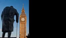 Winston Churchill Westminster
