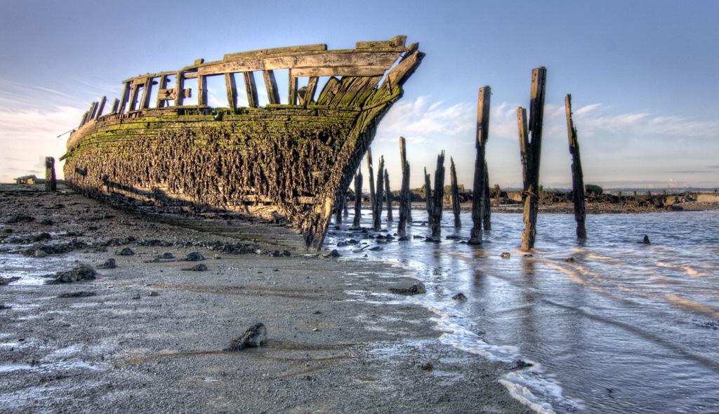 Wreck of the Hans Egede