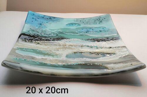 Seascape 20 X 20cm SOLD