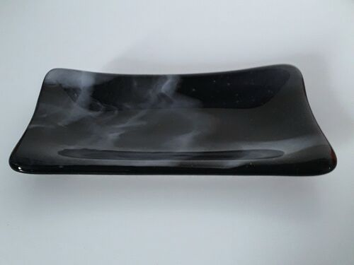 Black and White Little Dish