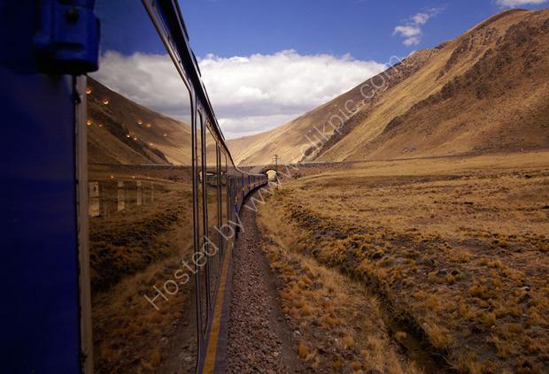 Andean Train
